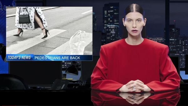 バレンシアガ 新コレクション動画 - Sputnik 日本