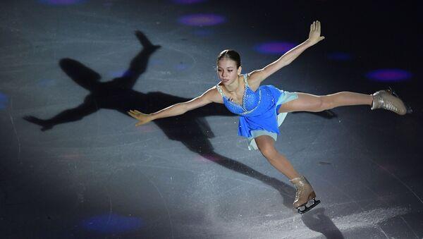 アレクサンドラ・ トルソワ  - Sputnik 日本