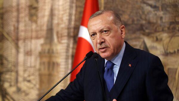 トルコのエルドアン大統領 - Sputnik 日本