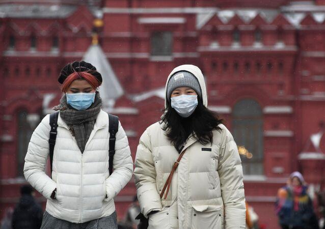 ロシア コロナウイルス