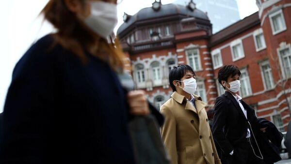 日本、新型コロナウイルスで特措法改正案を決定 - Sputnik 日本