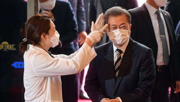 文大統領 - Sputnik 日本
