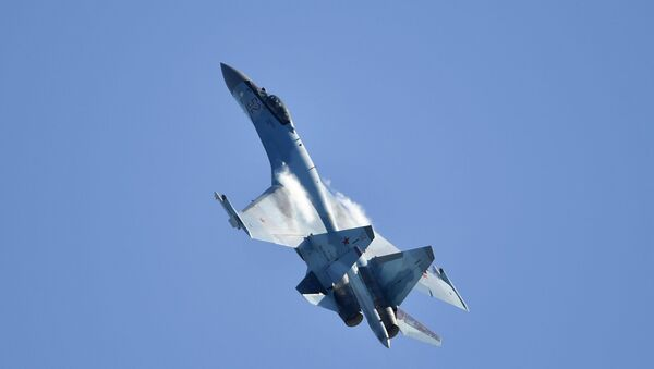 戦闘機Su-35(アーカイブ写真) - Sputnik 日本