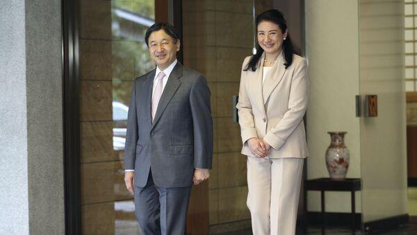 皇后両陛下 - Sputnik 日本