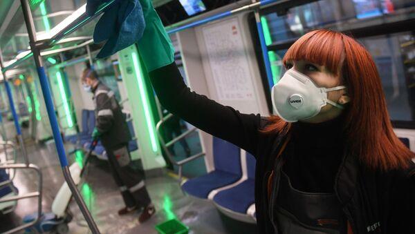 モスクワ 新型コロナウイルスで市民の行動規制が強化 - Sputnik 日本