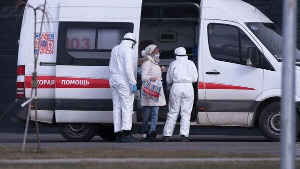 ロシアのコロナウイルス感染者、438人に - Sputnik 日本