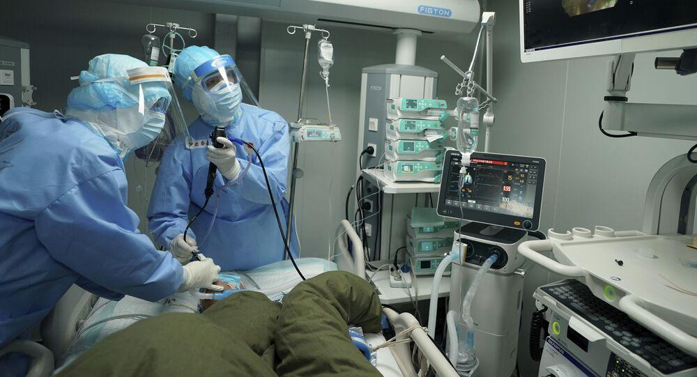 武漢のウイルス学者の妻 パンデミック発生前にコロナで死亡