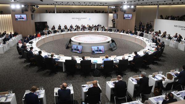 G20 2019年 - Sputnik 日本