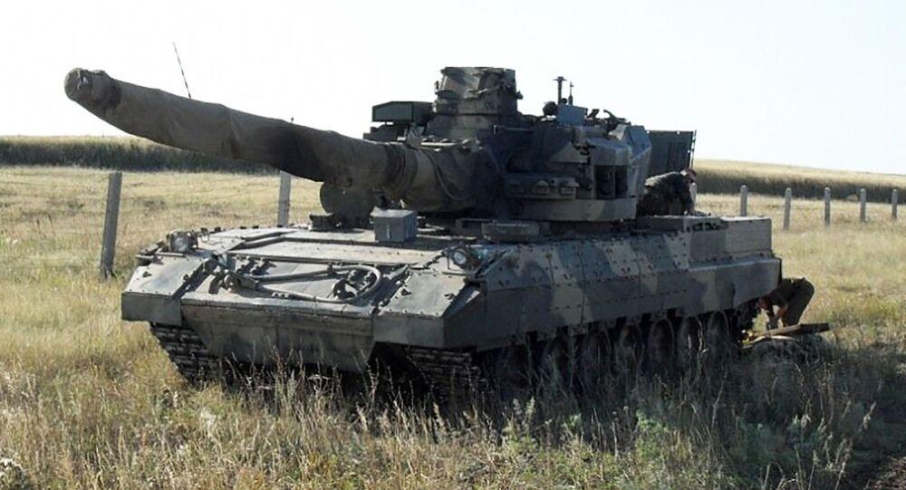戦車T-95の原型