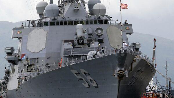 日本、米から駆逐艦とイージスMDを15億ドルで購入へ - Sputnik 日本