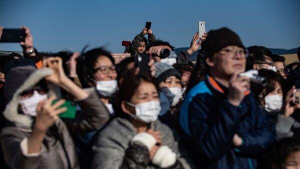聖火リレー 東京2020 - Sputnik 日本