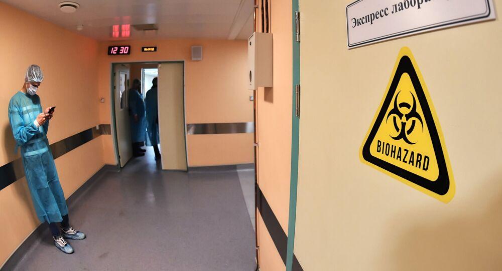 ペテルブルクの病院