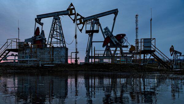 原油 - Sputnik 日本