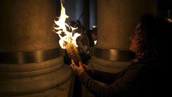 エルサレム 聖なる火 - Sputnik 日本