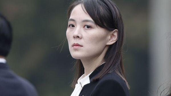 北朝鮮の金正恩氏 妹 - Sputnik 日本