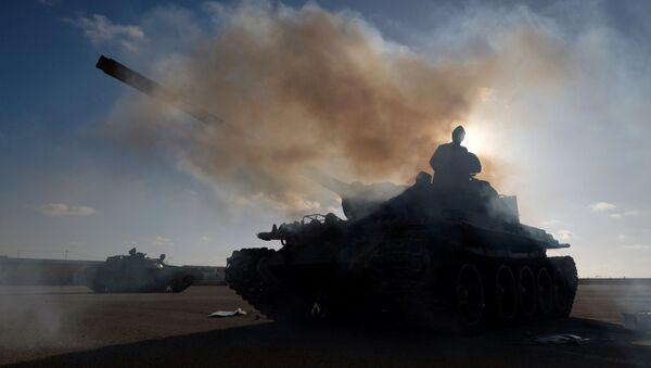 リビア 軍隊 - Sputnik 日本