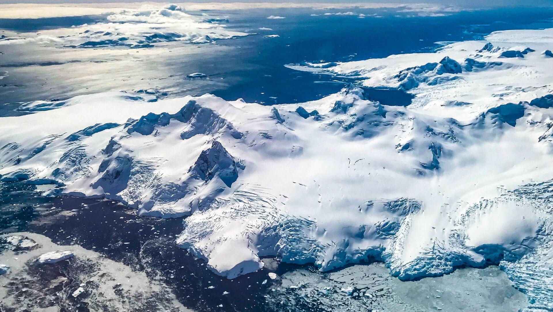 氷棚「ラーセンC」 - Sputnik 日本, 1920, 09.04.2021