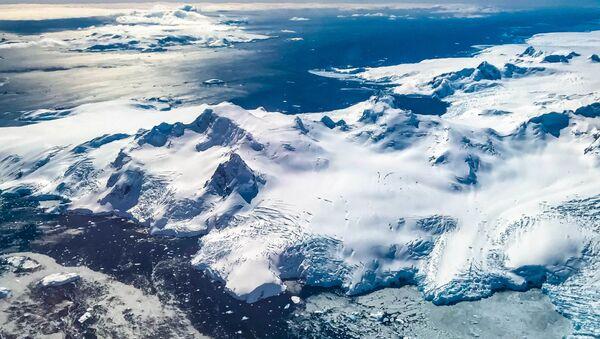 氷棚「ラーセンC」 - Sputnik 日本