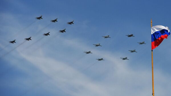露国境で1週間で航空機30機の偵察飛行が確認 - Sputnik 日本