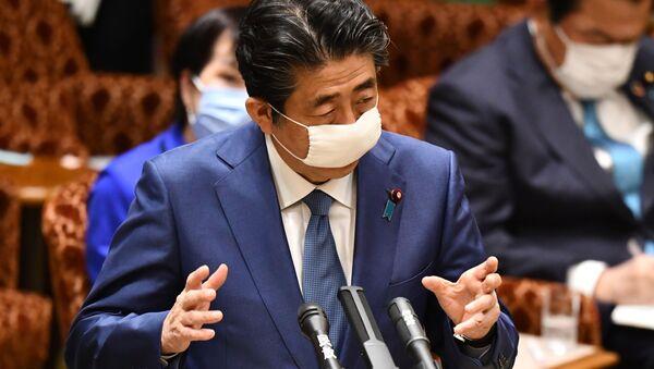 安倍総理大臣 - Sputnik 日本