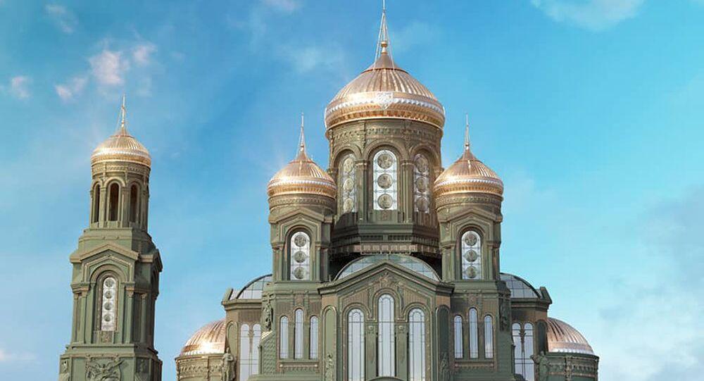 ロシア軍大聖堂