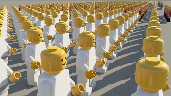 レゴ(LEGO)の「ミニフィギュア」 - Sputnik 日本