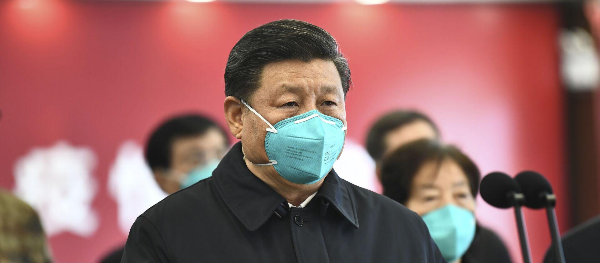 新型コロナウイルス収束後の中国の復興が世界経済の危機脱却を助ける - Sputnik 日本, 1920, 31.08.2020