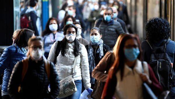 WHO、「破壊的」な第2波の恐れを警告 新型コロナ - Sputnik 日本