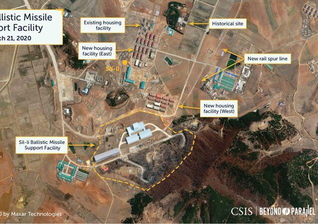 北朝鮮、再びミサイル実験を計画か=米研究所
