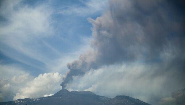 エトナ火山 - Sputnik 日本