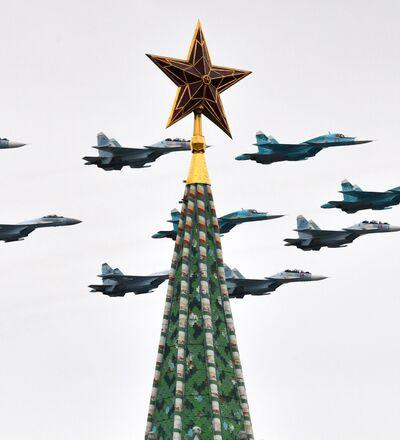モスクワ 戦勝パレード