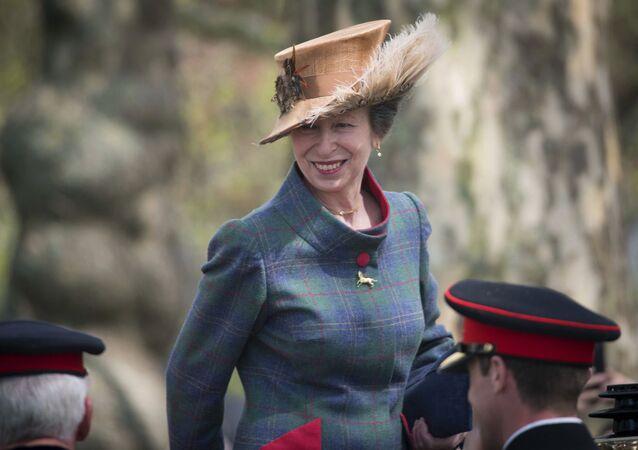英国アン王女