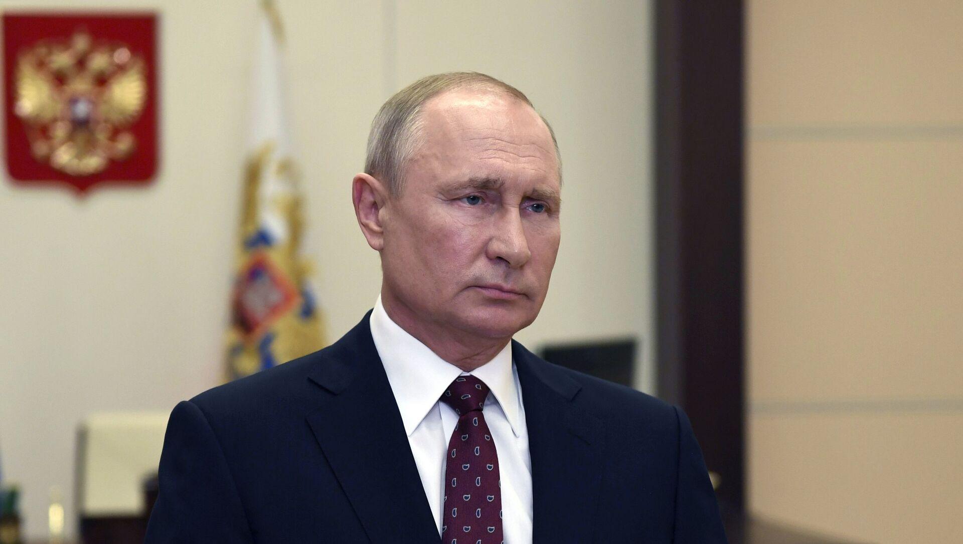 プーチン大統領 - Sputnik 日本, 1920, 20.06.2021