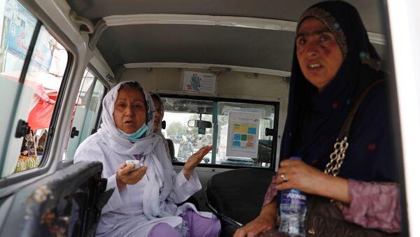 アフガンのテロ 被害者 - Sputnik 日本