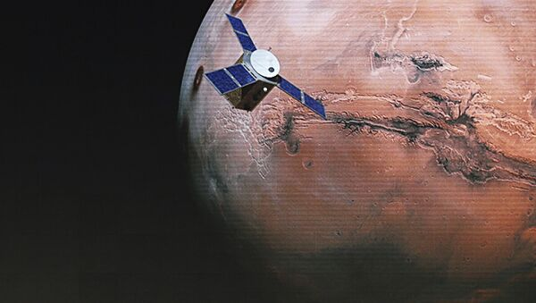 火星探査機「HOPE」 - Sputnik 日本