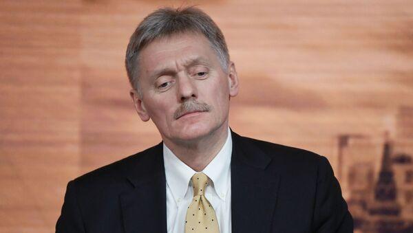 ペスコフ露大統領報道官 - Sputnik 日本