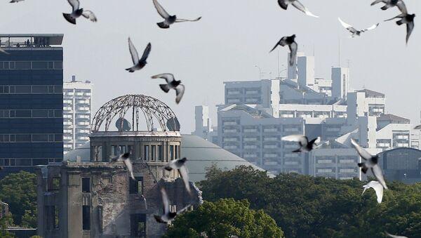核の悲劇から75年:安倍首相、広島と長崎の慰霊・平和祈念式典に参列の意向 - Sputnik 日本