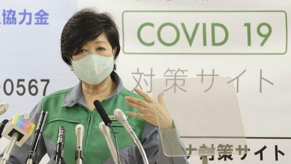 小池都知事 東京五輪・パラリンピックの簡素化を検討 - Sputnik 日本