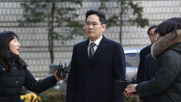 李在鎔 サムスン - Sputnik 日本