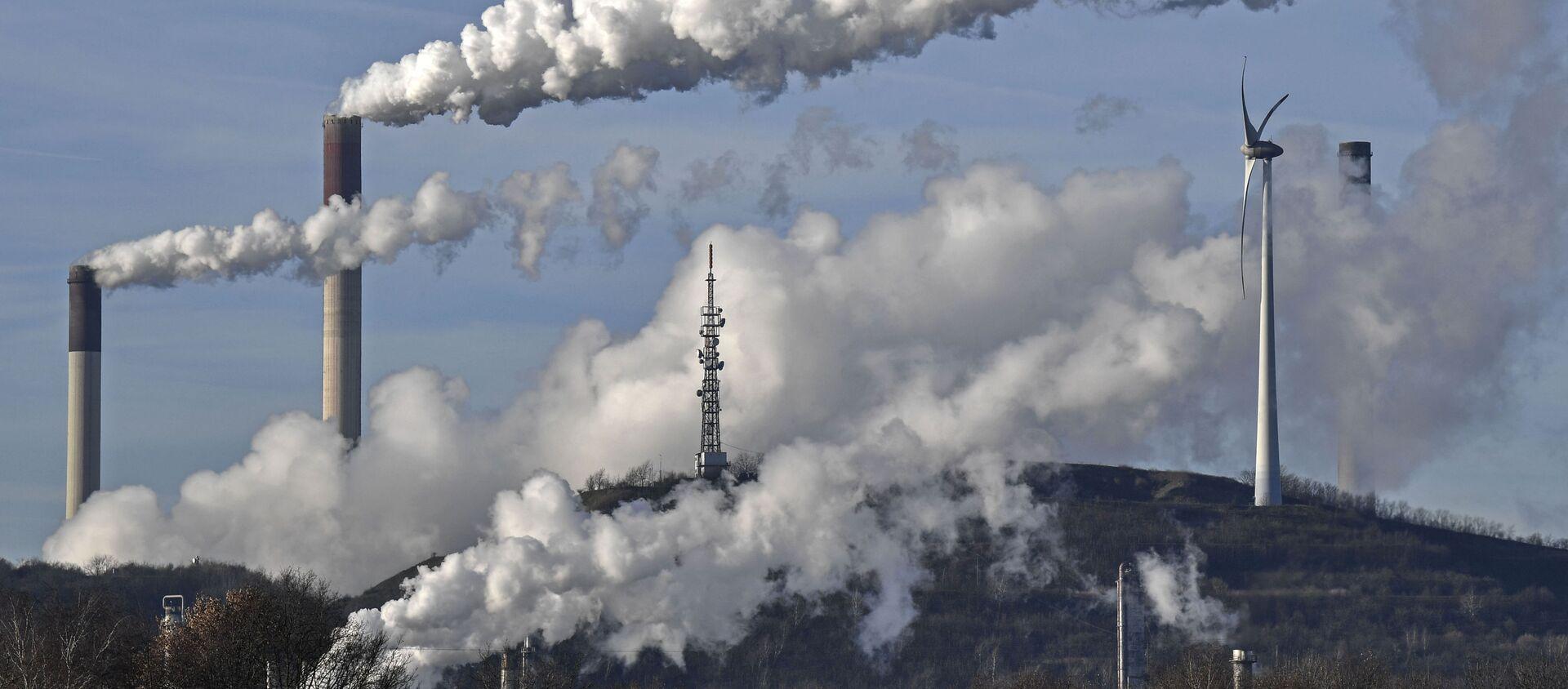 石炭火力発電所 (資料写真) - Sputnik 日本, 1920, 23.09.2021