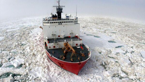 米国の砕氷船 - Sputnik 日本