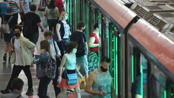 モスクワの地下鉄駅 - Sputnik 日本