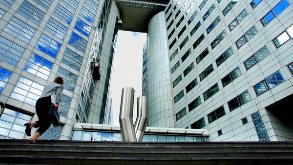 国際刑事裁判所 - Sputnik 日本