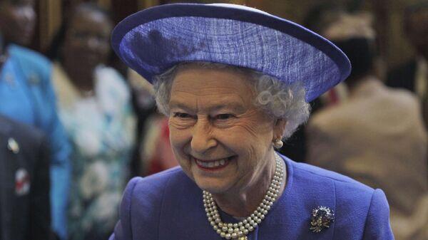 エリザベス女王 - Sputnik 日本