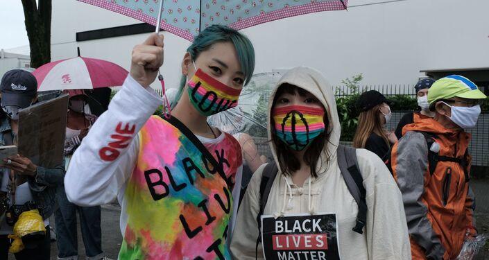 ブラック・ライブズ・マター東京