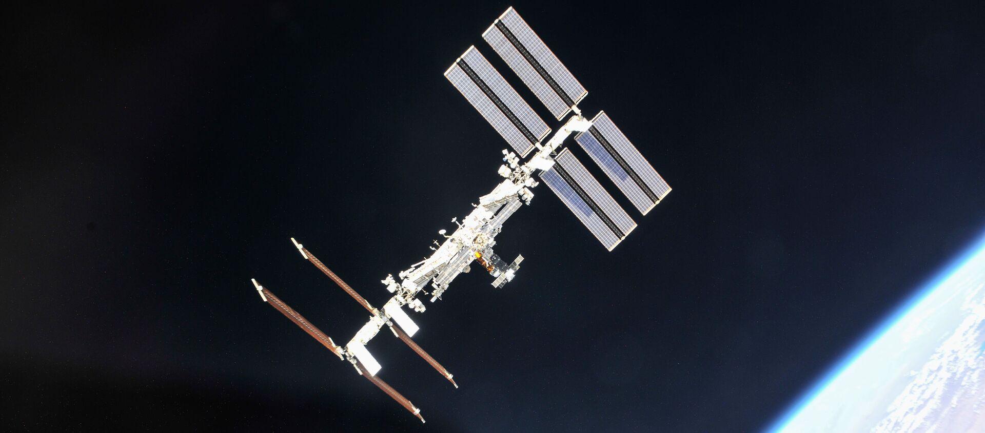 国際宇宙ステーション - Sputnik 日本, 1920, 16.06.2021