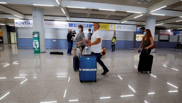 スペインで観光客 - Sputnik 日本