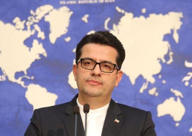 イラン外務省のアッバス・ムサビ報道官