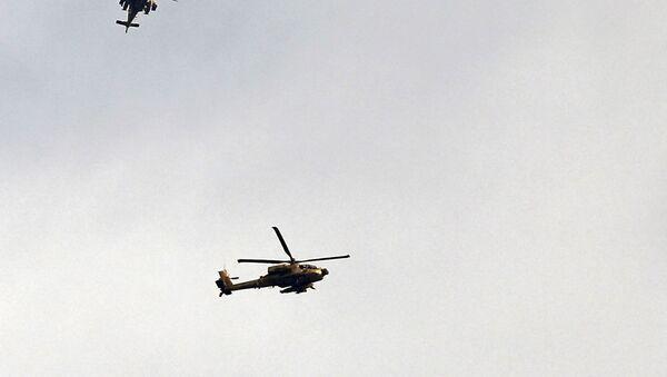 アパッチ・ヘリコプター - Sputnik 日本