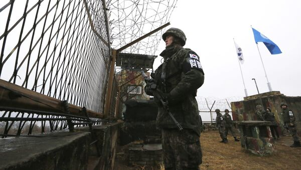 韓国の国境 - Sputnik 日本